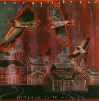 Straylight Run – Prepare To Be Wrong BRAND NEW SEALED MUSIC ALBUM CD