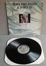 TONY ORLANDO & DAWN II Bell Vinyl LP Record 1322 Soft Rock 1970s Pop