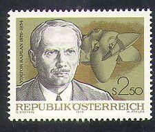 Austria 1976 Victor Kaplan/Turbine/Energy/Industry/People/Science 1v (n37053)