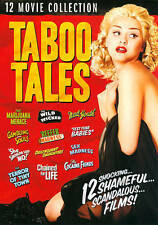 Taboo Tales: 12 Movie Collection (DVD, 2013, 3-Disc Set)