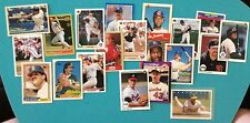 Lot of 20 Random Baseball Cards