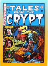 CARTE  LES CONTES DE LA CRYPTE  TALES FROM THE CRYPT APRIL 1952 (73)