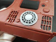 SBS Model 3D005 1/35 Sd.Kfz 171 Panther A fan cover (mixed) 3D print set