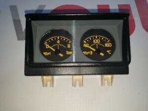 Instrument Display Oil Pressure Temperature Gauge Lancia Delta Integral Evo