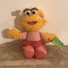 Fisher Price Zoe Ballerina from Sesame Street with Original Tag