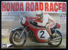 "New in Shrink-Wrap: MPC ""Dick Mann's"" Honda Road Racer 1/8 Scale Model Kit"