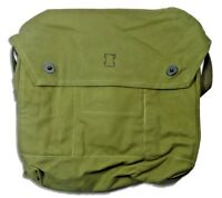Finnish Army M61 Canvas WATERPROOF Field Bag Hiking Hunting Ammo Military Pack
