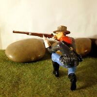 Original Hausser Elastolin 7cm Nordstaaten Soldat naturgetreu&handbemalt N°7020