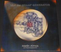 VAN DER GRAAF GENERATOR merlin atmos UK LP new GATEFOLD COVER peter hammill
