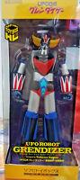 UFO Robot Goldrake Grandizer in SoftVinyl Toy Box High Line - Kaiyodo 24cm