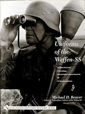 WW2 German Uniforms of the Waffen-SS Vol. 3 Reference Book