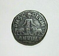 MOESIA SUPERIOR, VIMINACIUM. AE 30, PHILIP I, 244-249 AD. YEAR ANVIII, 21.32 G.
