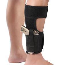 2018 Concealed Carry Ankle Leg Gun Holster Magazine Bag For GLOCK 26 27 42 43