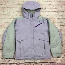 Girl's Columbia Jacket Mountain Wear winter Jacket Purple Size 14 Insulated