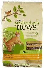 Yesterday's News Original Cat Litter (Unscented) [15 Lb]