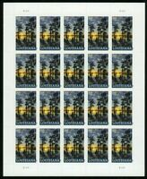 Louisiana Statehood Sheet of 20 Forever Stamps Scott 4667