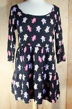 Pre Owned • Iron Fist Pink and Purple Carebears Dress