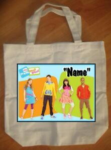 """""""Fresh Beat Band"""" Personalized Tote Bag - NEW"""