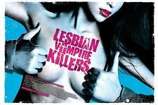 Lesbica Vampire Killer: Teaser-Maxi poster 91.5cm x 61cm (nuovo e sigillato)