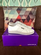 Bjorn Borg Lloyd Trainers Sneakers Size 6.5 UK US 7 1000 White Brand New Boxed