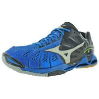 Mizuno Mens Wave Tornado X  Lace-Up Low-Top Volleyball Shoes Sneakers BHFO 0335