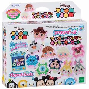 Epoch Aqua Beads Disney Tsum Tsum Character set AQ-276