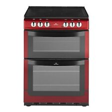 World 60 Edoc Double Electric Cooker-Red