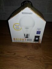 Merkury Innovation WiFi LED Smart Bulb 800 lumens  White Light