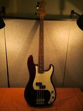 USED TESTED Fender Precision Electric Bass Guitar SN# MZI172611(450)