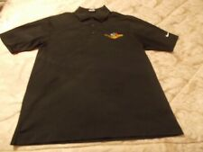 INDIANAPOLIS MOTOR SPEEDWAY GOLF/POLO STYLE SHIRT BY NIKE
