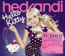 HED KANDI = nu disco = Grum/DCUP/Tensnake/A-Trak/Crookers..=2CD= groovesDELUXE!