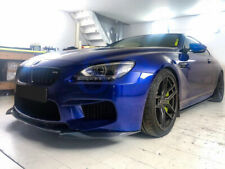 BMW F12 F13 F06 M6 Carbon Fiber Front Add On Spoiler Lip