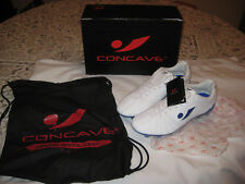 CONCAVE GAME EVOLVE FIRM GROUND SPEED FOOTBALL BOOTS SIZE UK 6.5 BOX DAMAGE