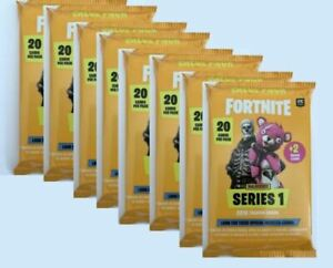 2019 PANINI FORTNITE Series 1 Trading Cards Value Pack - 22 Cards