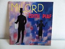 EDITH PIAF Milord ESRF 1245