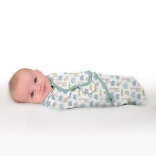 SwaddleMe Pucksack Baby Pucktuch Puckdecke Schlafsack Baumwolle