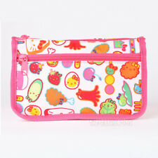 New RARE 2013 Sanrio Hello Kitty Bento Food Sushi Cosmetic Bag Makeup Pouch Case