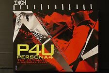 JAPAN Persona 4 The Ultimate in Mayonaka Arena Art book: design works