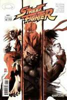 Street Fighter (2003 series) #6 Cover A in NM condition. Image comics [*yp]