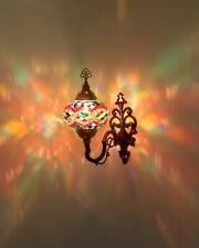Turkish mosaic sconces lamp