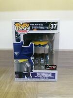 Transformers Soundwave Metallic Funko Pop! Gamestop Exclusive 37