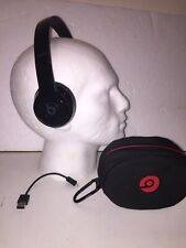 Beats By Dr Dre Solo 3 Wireless Headphones • Gloss - Black