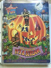 Mc Donalds Fun Times Magazine 1996