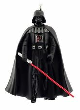 2016 LIMITED STAR WARS DARTH VADER FIGURE ORNAMENT 3D POLYRESIN HALLMARK ISSUE