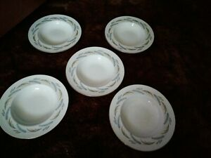 Royal Worcester Harvest Ring - 5  large bowls