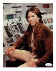 Richard Hatch JSA Signed 8x10 Battlestar Galactica Photo Inscribed Apollo Auto