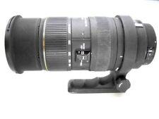 50-500mm Sigma Super Teleobjektiv HSM Zoomobjektiv für Canon EF EOS mit AF