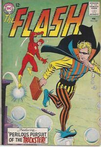 The Flash #142 Feb 1964