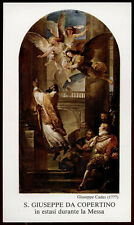 santino-holy card*S. GIUSEPPE DA COPERTINO