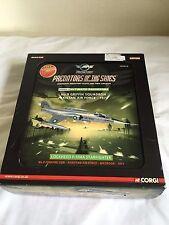 Corgi 1:72 Predators of the Skies #9 Griffon Pakistani Jet Model INCOMPLETE